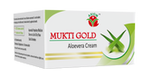 Axiom Mukti Gold Aloevera Cream 50 Gm