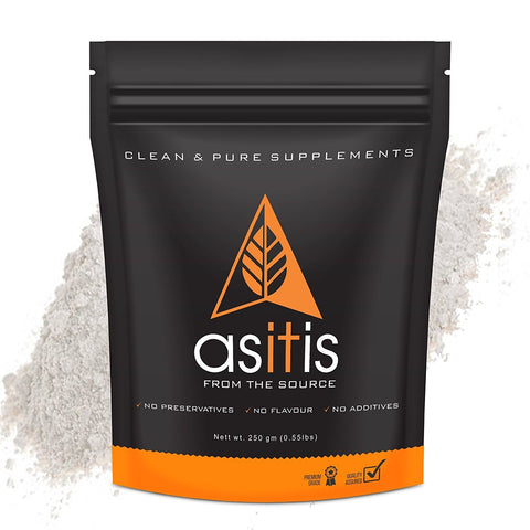As-It-Is Nutrition Bcaa(Branched Chain Amino Acid) Powder 250 GM