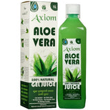 Axiom Aloevera Juice 1L For Digestion, Constipation