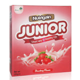 Ayurwin Nutrigain Junior Powder Strawberry 200 Gm (Refill Pack)
