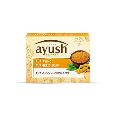 Ayush Purifying Turmeric Soap 100 GM