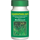 Baidyanath Chandraprabha Bati 80 Tablet - Treats Urinary Problems & Spermatorrhoea