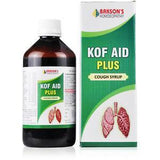 Bakson's KOF AID Plus Syrup 450 Ml For Cough