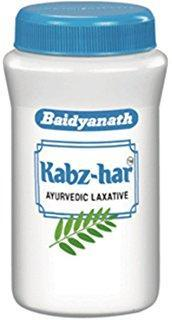 Baidyanath Kabz-Har Granules 100GM - Relieve From Habitual & Occasional Constipation