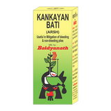 Baidyanath Kankayan Bati (Arsh) 40 Tablet For Piles