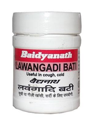 Baidyanath Lavangadi Bati 40 Tablet For Bronchitis With Cough