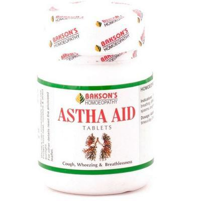 Bakson's Astha AID 75 Tablets - Pack Of 2