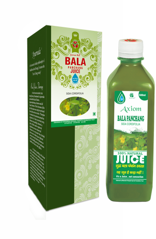 Axiom Bala Juice 500 ML - Increase Sperm Count