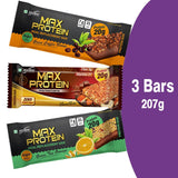 Ritebite Max Protein Assorted Gifting Candy Bar 207 GM (Pack Of 3)