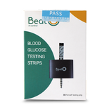Beato Blood Glucose Testing Strips 100's