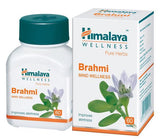 Himalaya Wellness Pure Herbs Brahmi (60 tabs) - Mind Wellness