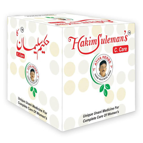 Hakim Suleman's C-Care Capsule For Women's General Health