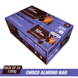Ritebite Max Protein Daily Choco Almond Bars (50 Gm X 24)