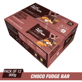 Ritebite Max Protein Active Choco Fudge Bars (75 Gm X 12)