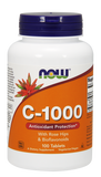 Now Foods Vitamin C-1000 100's Tablet