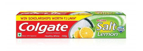 Colgate Active Salt Health White Tooth Paste 100GM