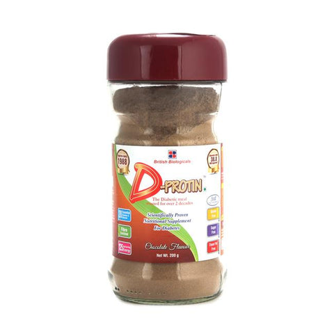 D Protin Chocolate Powder