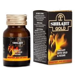 Dabur Shilajith Gold Syrup For Vigour & Vitality