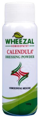 Wheezal Calendula Dressing Powder 100 GM