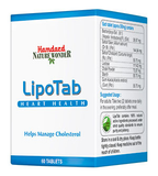 Hamdard Lipotab 60 Tablets For Controling Cholesterol Level
