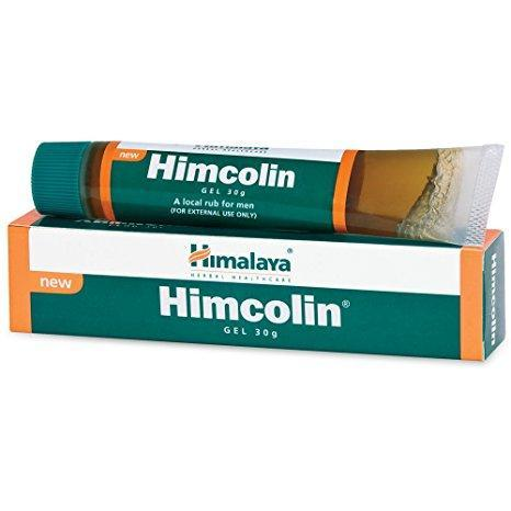Himalaya Himcolin Gel 30 Gm - Pack of 2