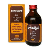 Hamdard Arq - E - Ambar (Erqember) 500 ML For Healthy Heart & Liver