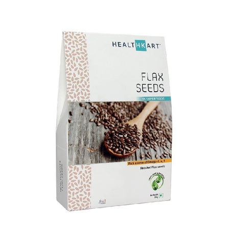 Healthkart Flaxseeds Powder 200GM