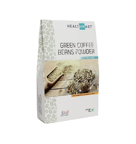 Healthkart Green Coffee Bean Powder 200GM