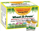 Herbal Hills Wheat Grass Orange Powder Sachet 2 Gm - Treat Skin Diseases, Lose Weight, Improve Immunity, Improve Digestion, Treat Arthritis, Reduce Fatigue