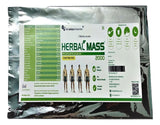 Herbal Mass 2000 - 15 Days Trial Pack (180 GM) - Herbal Healthmix For Weight Gain