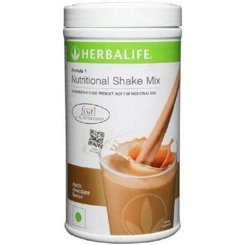 Herbalife Formula 1 - Nutritional Shake Mix - Dutch Chocolate-500 gms