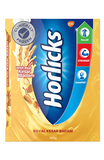 Horlicks Kesar Badam Refill Powder 400 GM