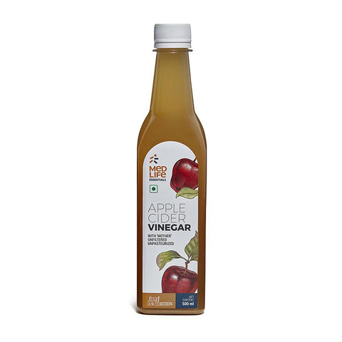 Medlife Essentials Apple Cider Vinegar (Pack of 1)