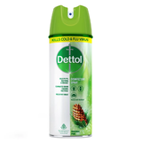 Dettol Disinfectant Spray Original Pine 170gm- Pack of 2