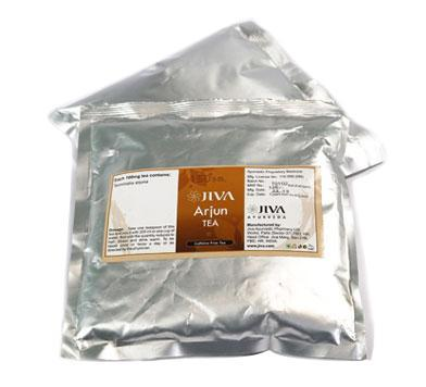 Jiva Arjuna Tea For Improves Blood Flow To The Heart, Fat Deposits,