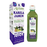 Axiom Karela Jamun Swaras 1L For Diabetes, Eye Sight, Constipation, Skin Diseases, Immune System