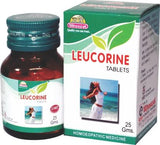 Wheezal Leucorine 250 Tablet For Loss Of Appetite & Physical Weakness