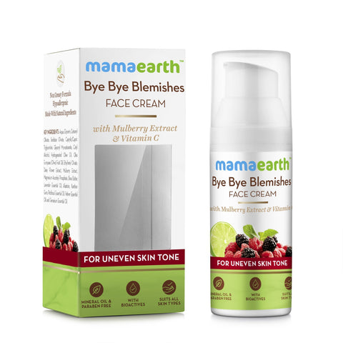 Mamaearth Bye Bye Blemishes 50  ML
