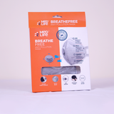 Medlife N-99 Breath Free Anti-Pollution Mask - Grey