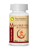 Pure Nutrition Mens Multi Vita 800MG Tablet 60