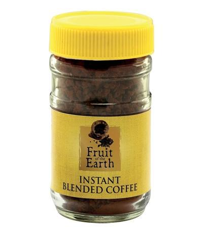 Modicare Fruit Earth Blended Instant Coffee Powder 50 GM