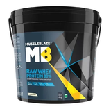 Muscleblaze 80% Raw Whey Protein Supplement Powder 4 Kg