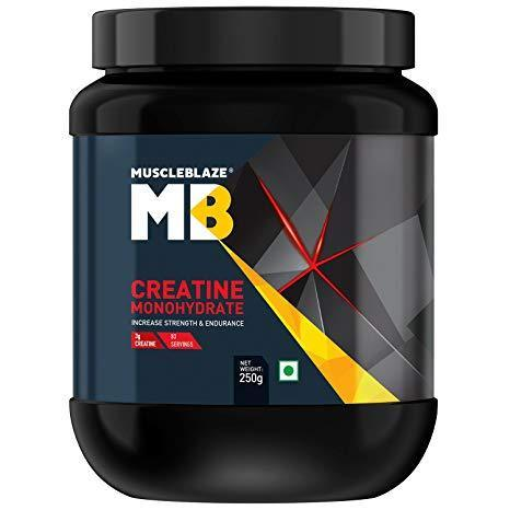 Muscleblaze Creatine Monohydrate, Unflavoured 250 GM