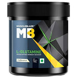 Muscleblaze L-Glutamine, Unflavoured 100 GM