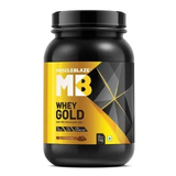 Muscleblaze Whey Gold Protein - 1 Kg (Rich Milk Chocolate)