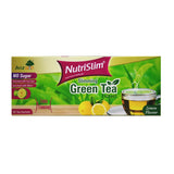 Ayurwin Nutrislim Slimming Green Tea No Sugar Lemon Flavor 50 Sachets