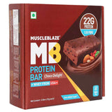 MuscleBlaze Protein Bar Choco Delight 6 Pieces 432 gm