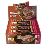 MuscleBlaze Mini-Protein Bar Choco Cranberry 12 Pieces 420 gm