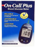 On Call Plus Glucometer Without Strips
