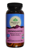 Organic India Ashwagandha - Relieves Stress & Build Vitality